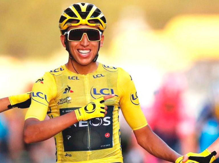 Bernal gana la etapa reina y alcanza el liderato de la Ruta de Occitania
