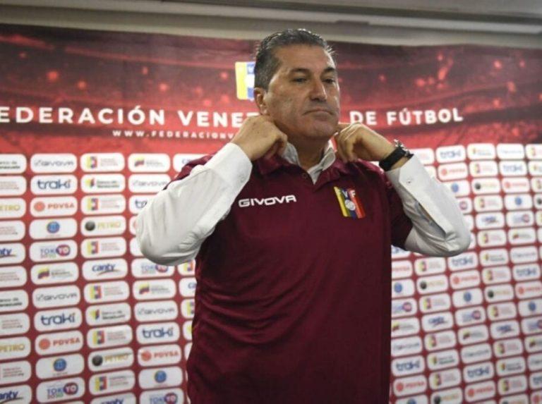 José Peseiro se inspira en Perú para que la Vinotinto vaya al Mundial de Catar 2022