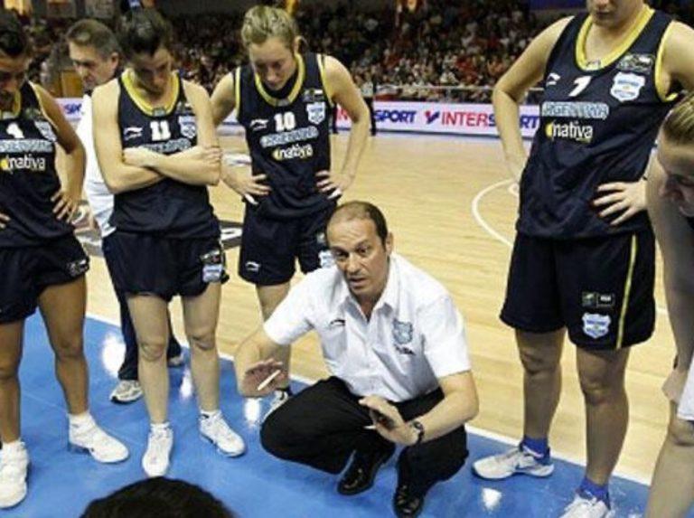 Eduardo Pinto es el nuevo técnico de la selección femenina de básquet