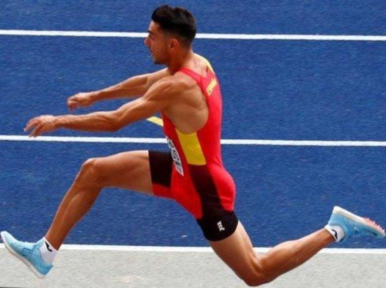 Pablo Torrijos firmó cuarta mejor marca mundial del año en triple salto