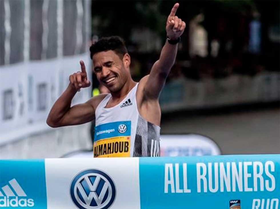 Maratonista marroquí  suspendido 4 años por doping