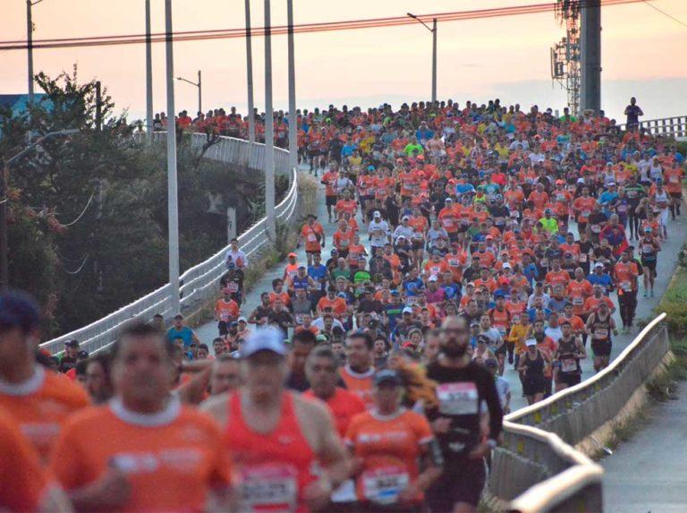 Suspenden por covid-19 el Maratón de Guadalajara
