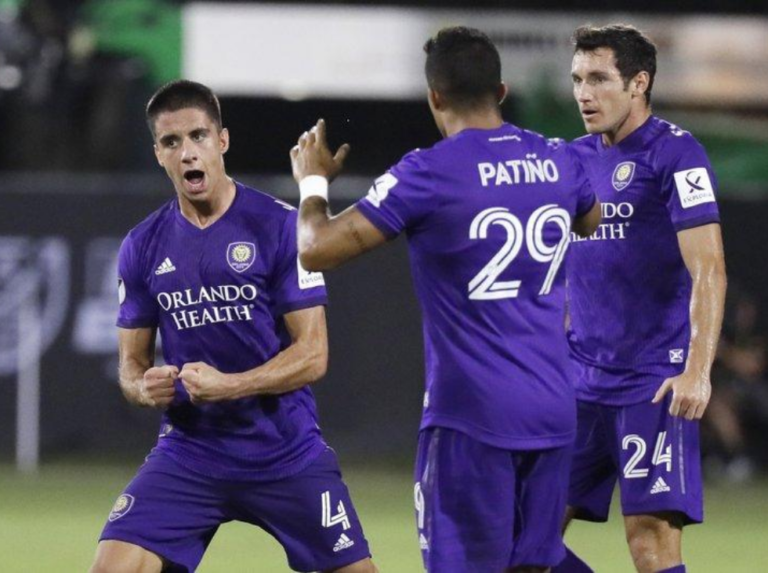Orlando City avanza a la semifinal del torneo MLS is Back