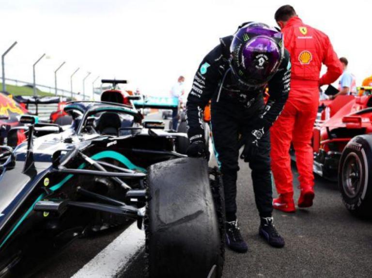 Hamilton: «Nunca había experimentado nada así, casi se me para el corazón»