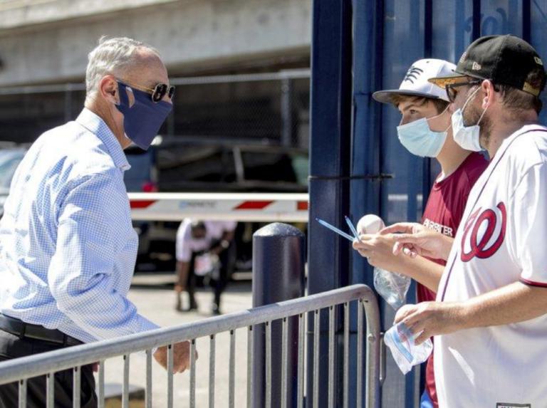 MLB avanza en nuevo convenio de normas sanitarias