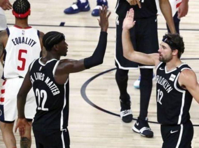 LeVert se creció en victoria de los Nets  frente a Wizards