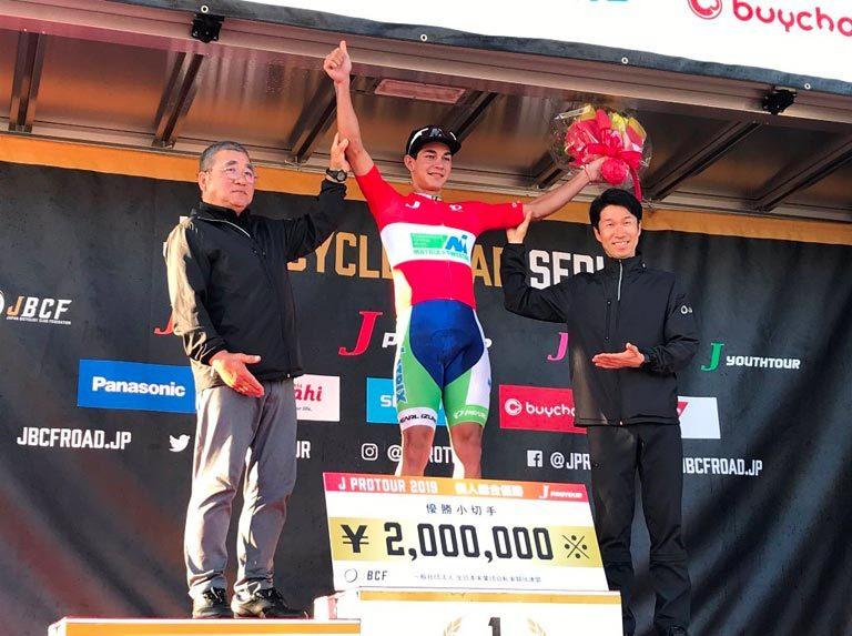 Orluis Aular repitió título en la Vuelta a Venezuela