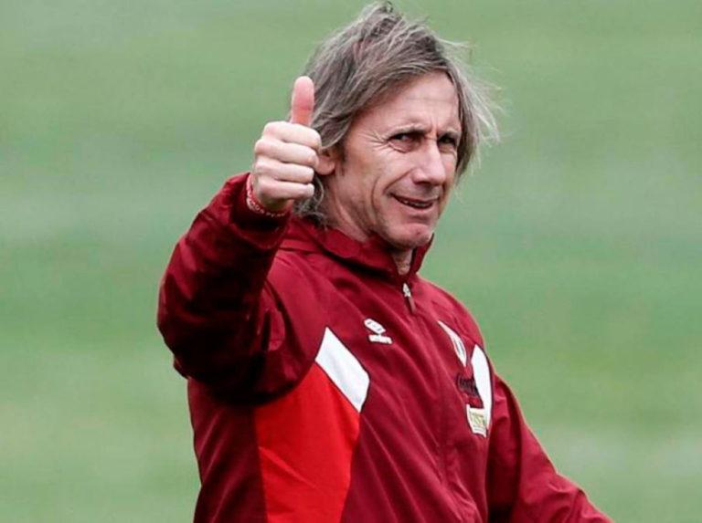 Gareca continuará al mando de la selección peruana
