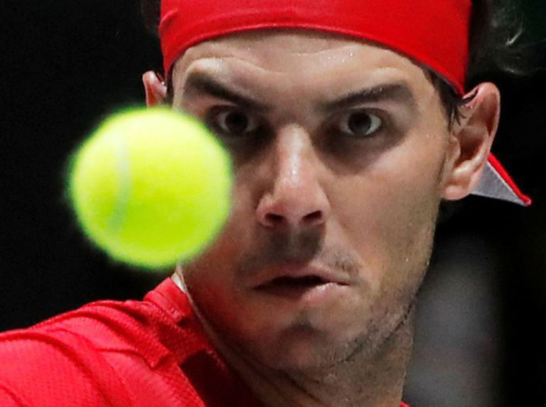 Nadal has someone who hates him for his successes
