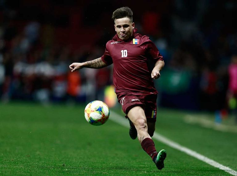 La Vinotinto with the mission of achieving victory