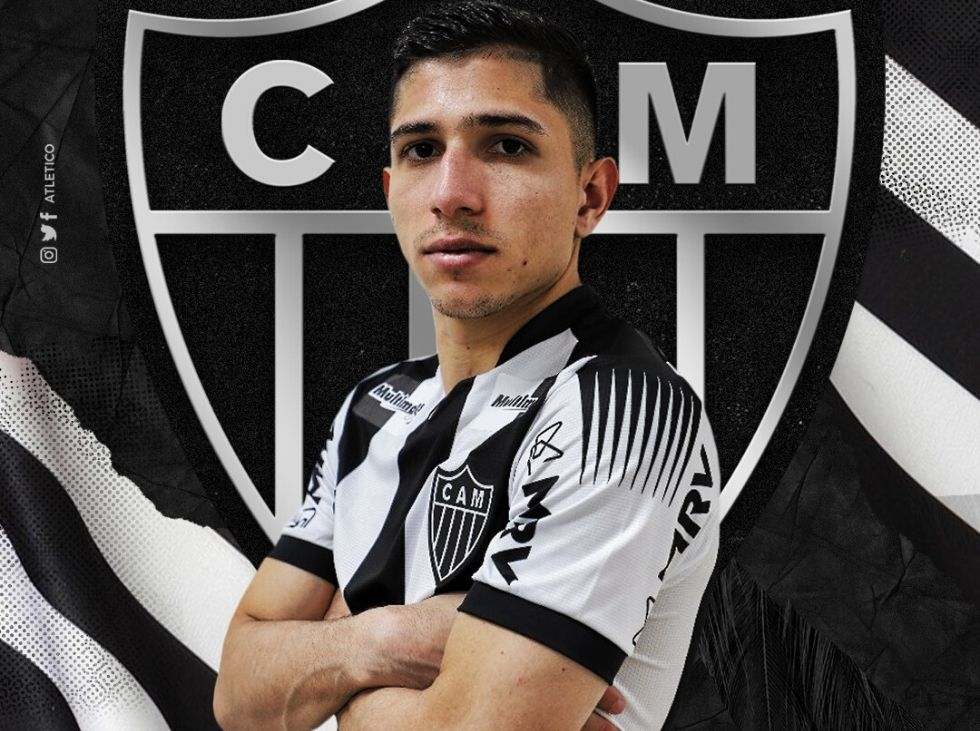Jefferson Savarino Signed With Atletico Mineiro Lider En Deportes