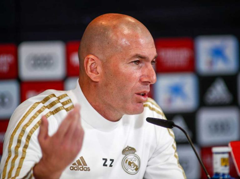 Zidane: «It is a different classic but always special»