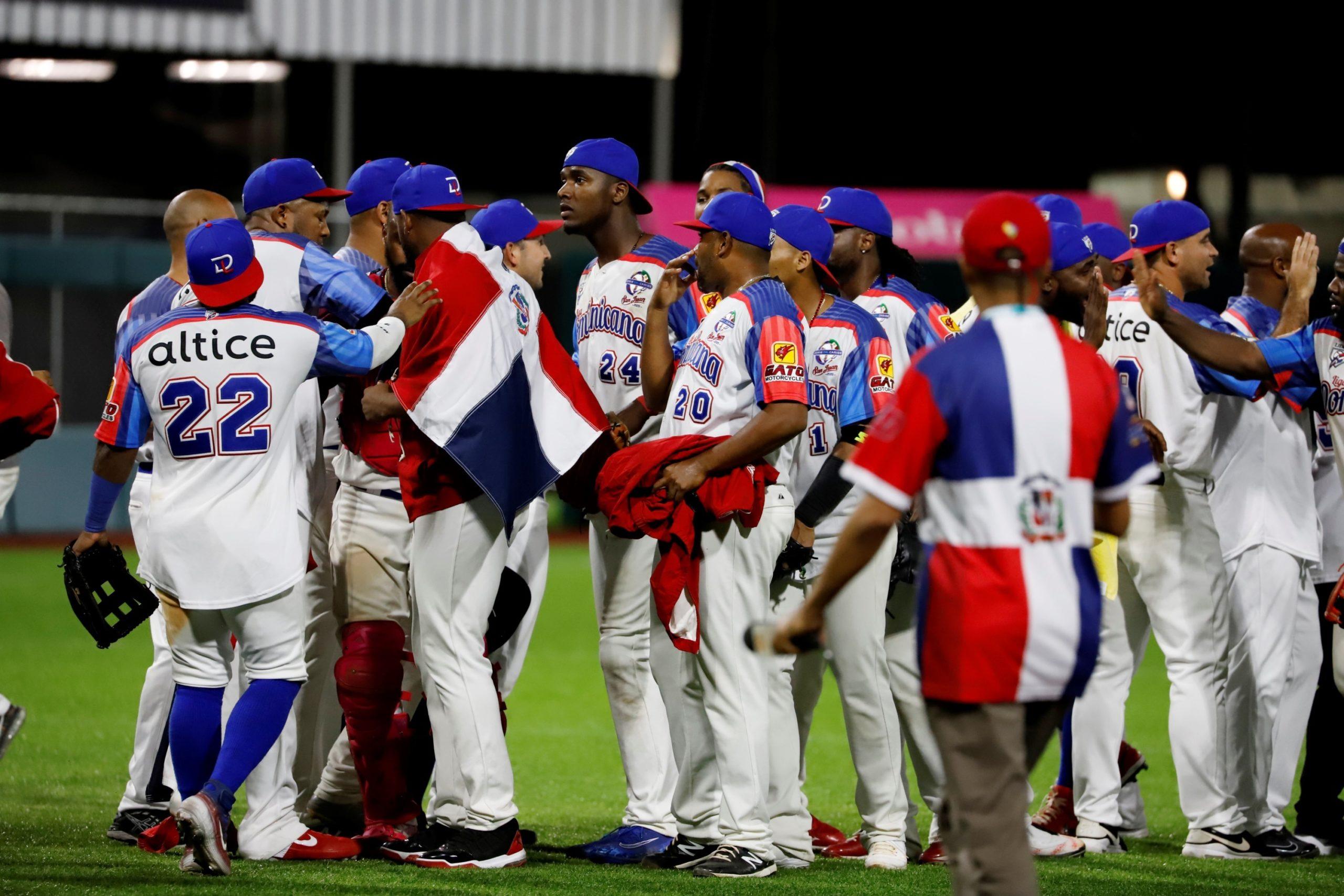 Resultado de imagen para republica dominicana campeones de la serie del caribe
