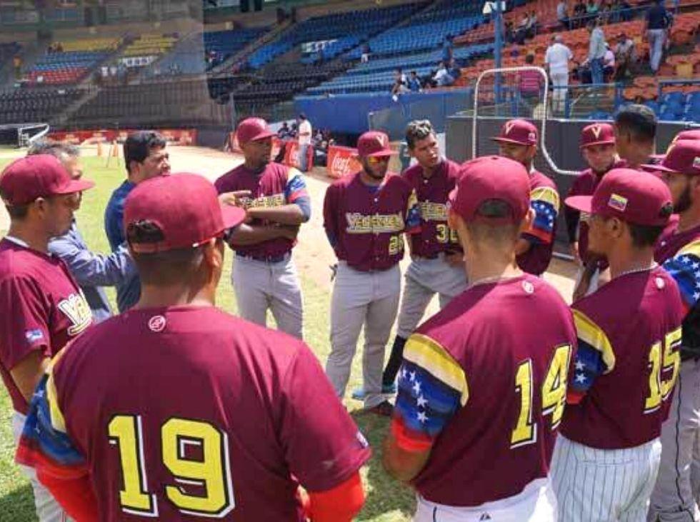 selección de beisbol venezolana