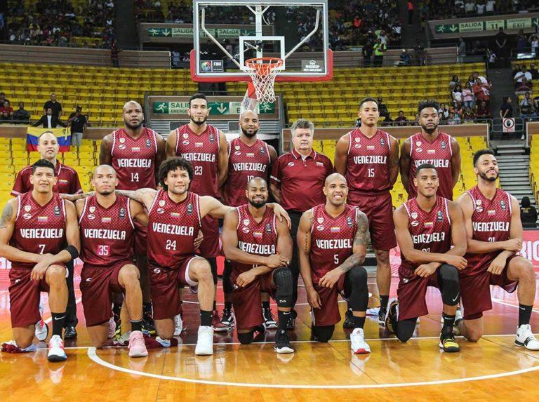 Venezuela se mantiene en puesto 20 del ranking FIBA