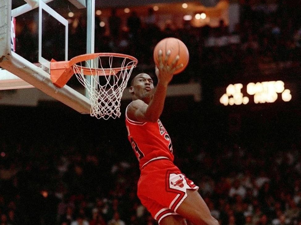 esperanza tubería Lo encontré  Michael Jordan el mejor de la historia en la NBA | Líder en deportes