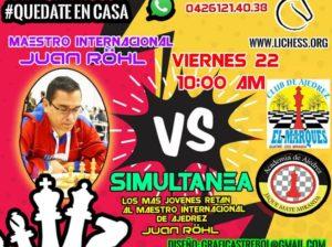 Digital chess prevails in Venezuela