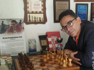 Venezuelan Chess is decked out with the start of the Superior League