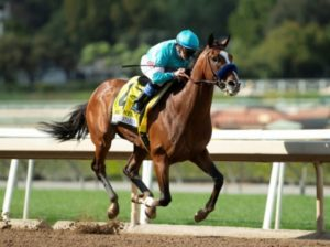 Pedigree: Authentic exposes its undefeated at the Santa Anita Derby