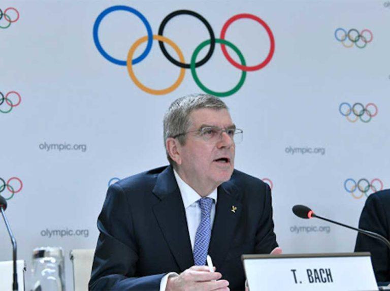 Thomas Bach a Pelé: «Eres un deportista olímpico por tus valores»