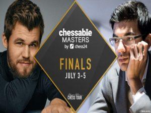 Sow Chess / Carlsen vs Giri, Duel of the Titans