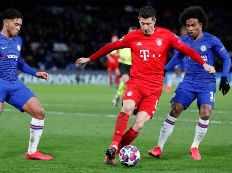 Bayern Múnich cuenta con la locomotora polaca