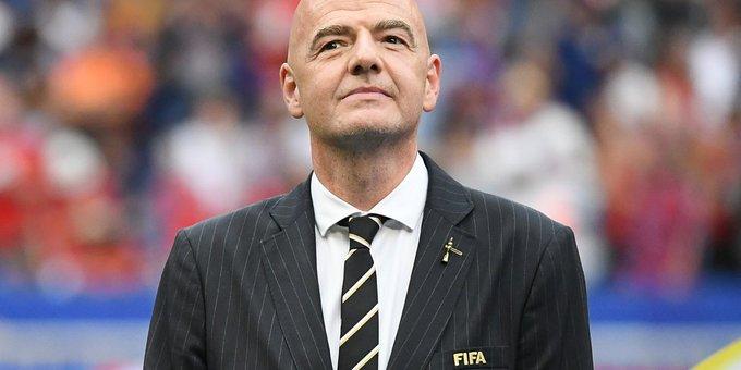 FIFA recordó a Jesús Berardinelli (+Carta)