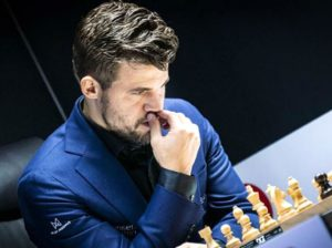 Sow Chess | Carlsen maintains his leadership with class