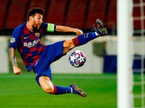 T-shirt 10 | Ambush at the Camp Nou