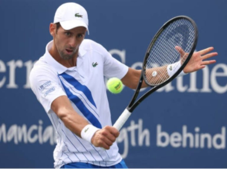 """Djokovic: """"Tennis has been lucky to be able to continue"""""""