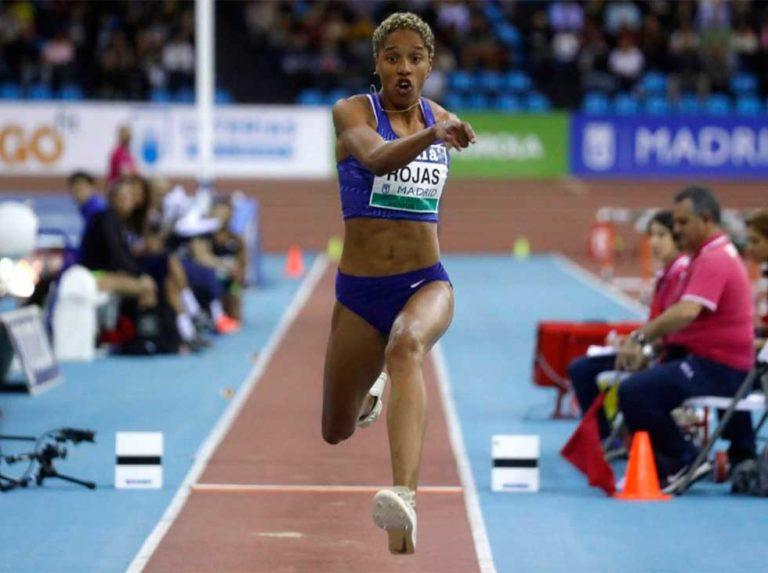 Yulimar Rojas entre las cinco finalistas a mejor atleta mundial del año