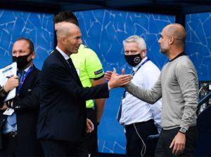 Visión de Juego | Silencio para contemplar  el duelo de Pep y Zidane