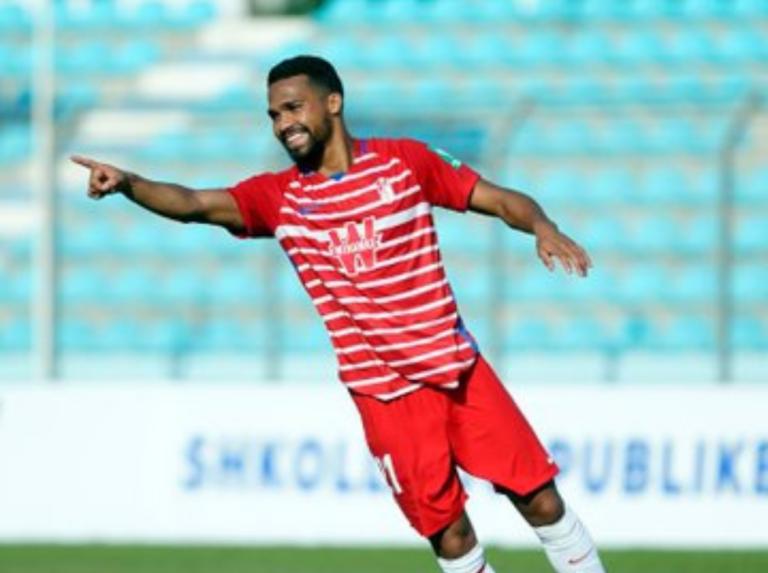Yangel Herrera marcó doblete en la Europa League