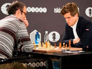 Sowing Chess | Nakamura and Carlsen take class out