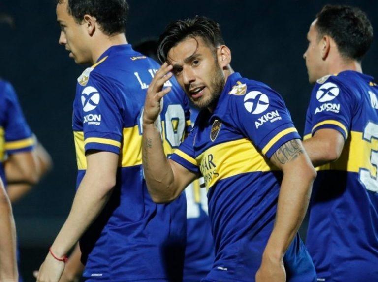 Boca Juniors superó al Libertad
