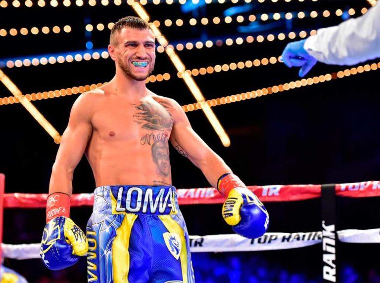 Lomachenko y López pelearán el 17 de octubre