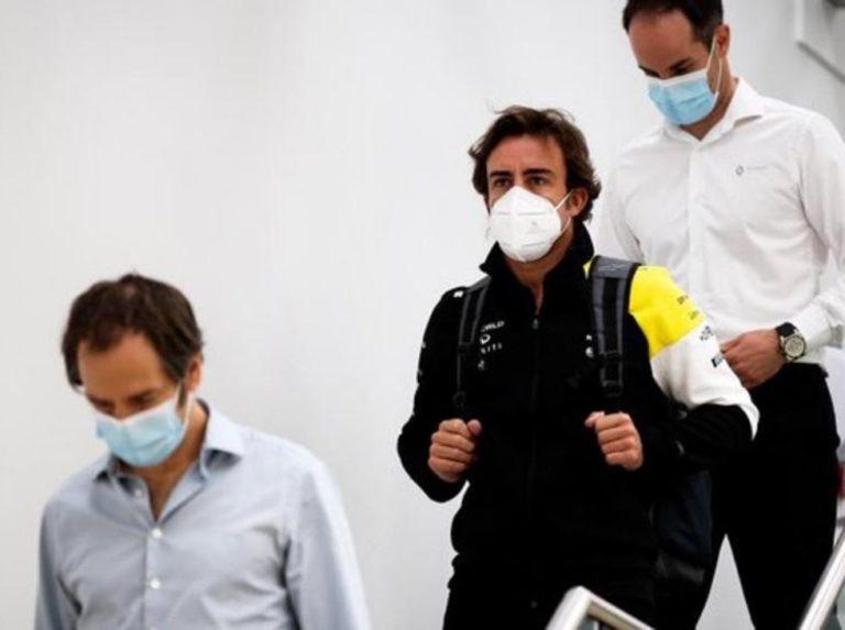 Alonso ya trabaja en la sede de Renault para su regreso con Alpine