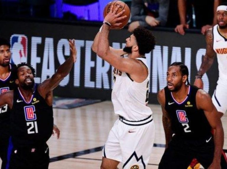 Nuggets liquidaron a los Clippers y van a la final de Conferencia Oeste