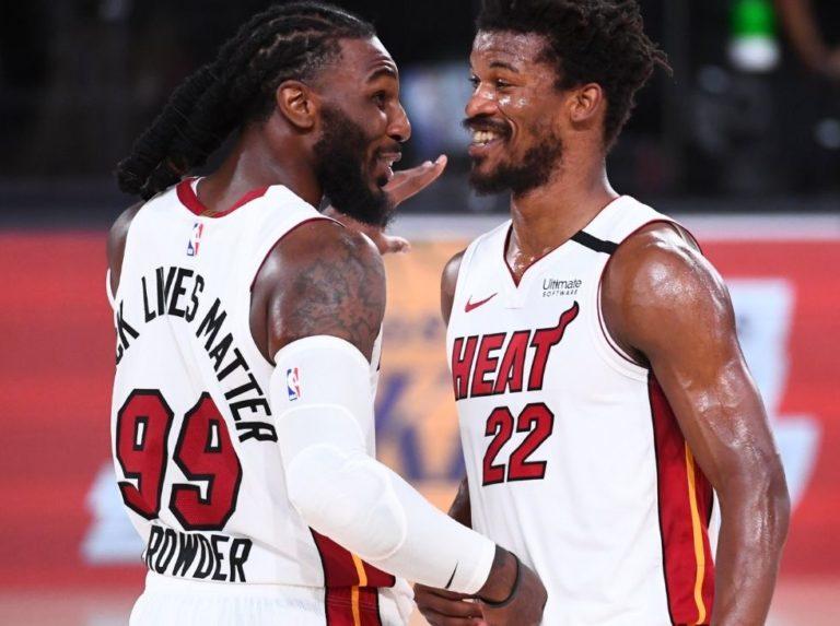 ¡Imbatible! El Heat remontó y dejó tendidos a los Celtics