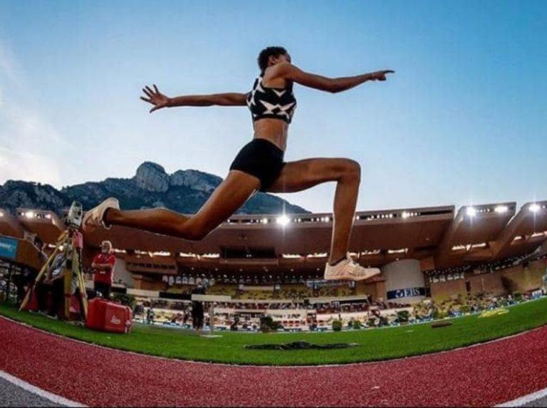 Yulimar Rojas, figura entre candidatas a la mejor atleta 2020