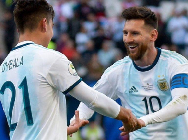 Messi encabeza lista previa para el comienzo de las  eliminatorias