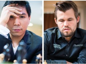 Carlsen and So impose their class in St. Louis