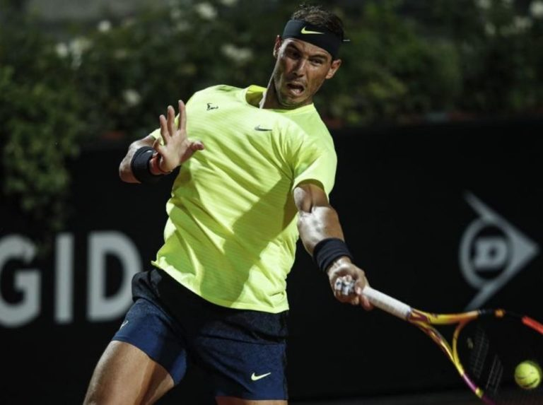 Nadal confirms that he will participate in the 1.000 Masters in Paris