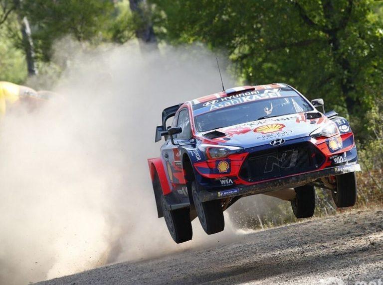 Sebastien Loeb se situó como primer líder en el Rally de Turquía