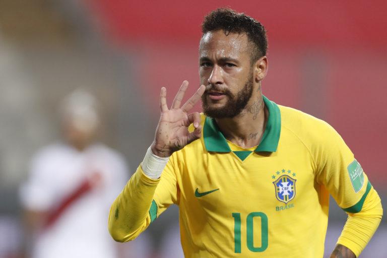 Brazil will have Neymar, Vinicius and Gabriel Jesus against Venezuela and Uruguay