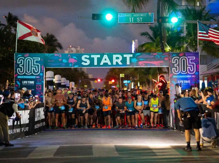 Miami Marathon 2021 will be virtual