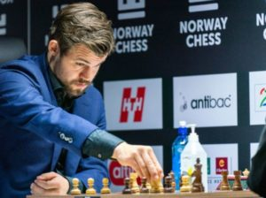 Sowing Chess | Norway dresses up with the greats
