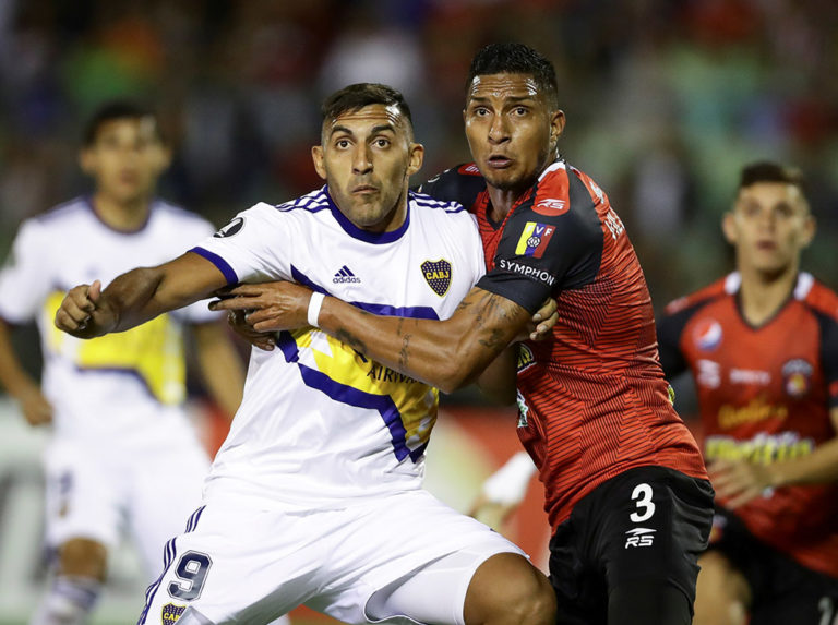Caracas goes for the ticket to the round of XNUMX