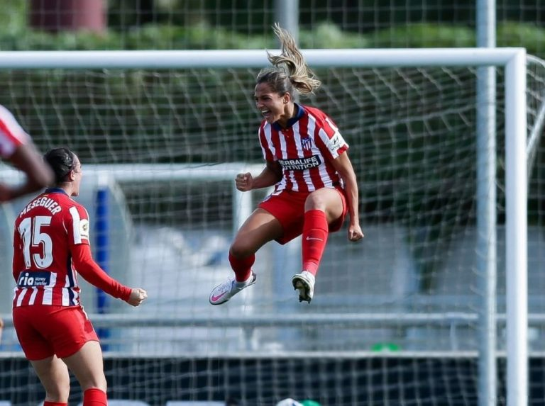 Deyna did not avoid the puncture of Atlético de Madrid