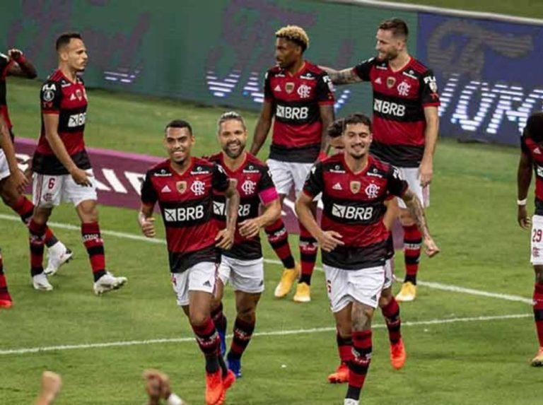 Flamengo beat Junior to advance as líder group
